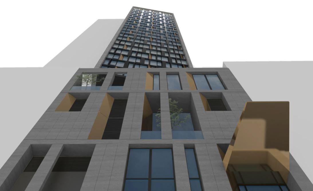 """""""Marriott"""" statys aukščiausią pasaulyje modulinį viešbutį"""
