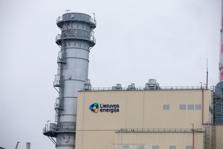 """""""Lietuvos energija"""" suformavobūsimą valdybą"""