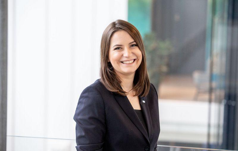 """Natalija Monkevičienė, """"Eastnine"""" verslo plėtros vadovė. Juditos Grigelytės (VŽ) nuotr."""