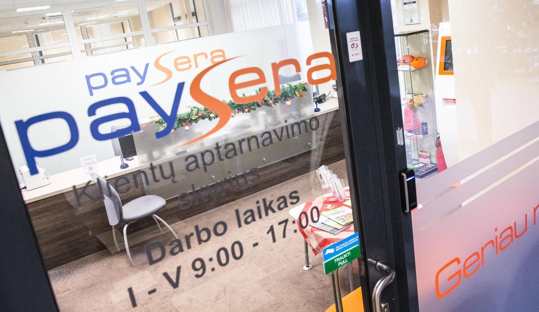 """Lietuvos bankui užkliuvo """"Payseros"""" STO: pamatė klastą"""