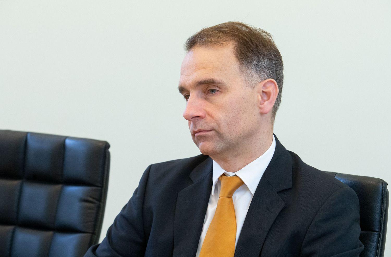 Ieško Klaipėdos uosto vadovo