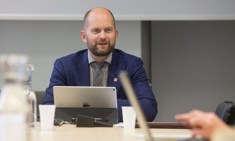 Vitalijus Andrejevas, LAKD direktorius. Juditos Grigelytės (VŽ) nuotr.