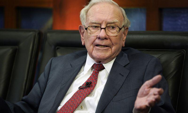 "Warrenas Buffettas. Nati Harnik (AP/ ""Sxanpix"") nuotr."