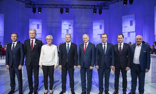 Prezidentiniai debatai apie ekonomiką: inovacijos patinka ne visiems