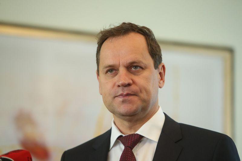 Valdemaras Tomaševskis. Vladimiro Ivanovo (VŽ) nuotr.