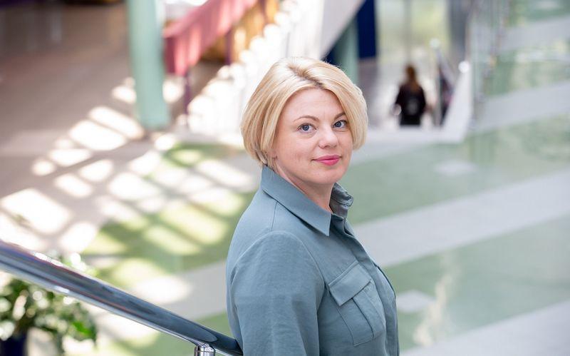 """Eglė Ližaitytė, Lietuvos viešbučių ir restoranų asociacijos vykdomoji direktorė: """"Pirmasis ketvirtis viešbučiams šiemet buvo gerokai sunkesnis."""" Juditos Grigelytės (VŽ) nuotr."""
