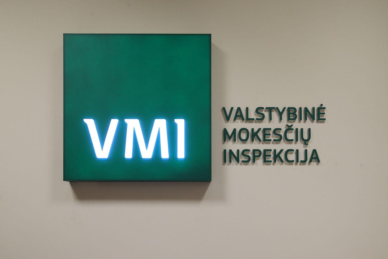 Laikinai neveiks VMI deklaravimo sistema