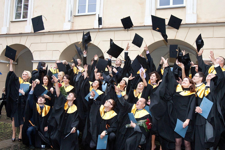Universitetai būsimus studentus turės verbuoti dar darželyje