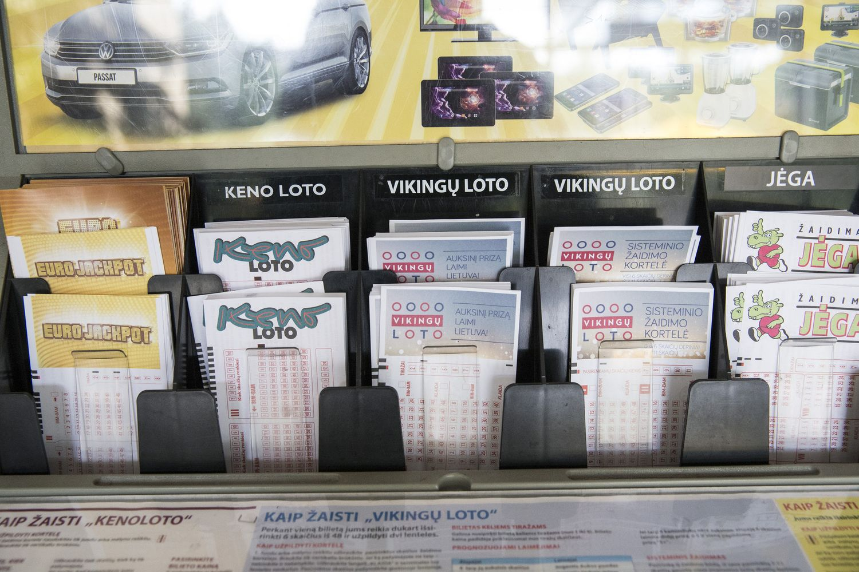 """Seimas: LRT gali transliuoti """"Keno"""" ir """"Jėgos"""" loterijas"""