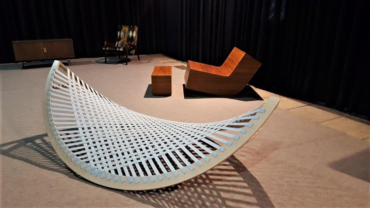 Lietuviško dizaino aukcione – nuo dulkių siurblio iki 3D betoninių plytelių