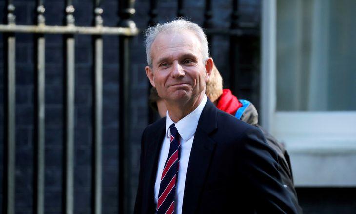 JK ministras patvirtino, kad britai dalyvaus EP rinkimuose