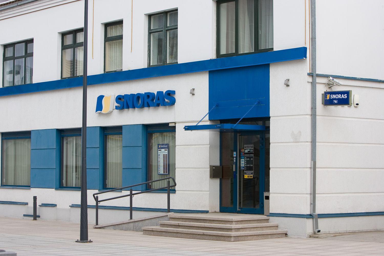 """Rusijos investuotojų gynimo fondas dėl """"Snoro"""" kreipėsi į Paryžiaus arbitražą"""