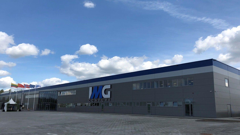 Panevėžio LEZ atidaroma norvegų baldų gamykla ir distribucijos centras