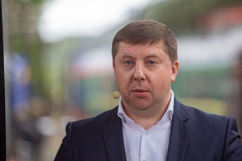 """Egidijus Lazauskas paskirtas """"LG Cargo"""" generaliniumi direktoriumi. Josvydo Elinsko (15min.) nuotr."""