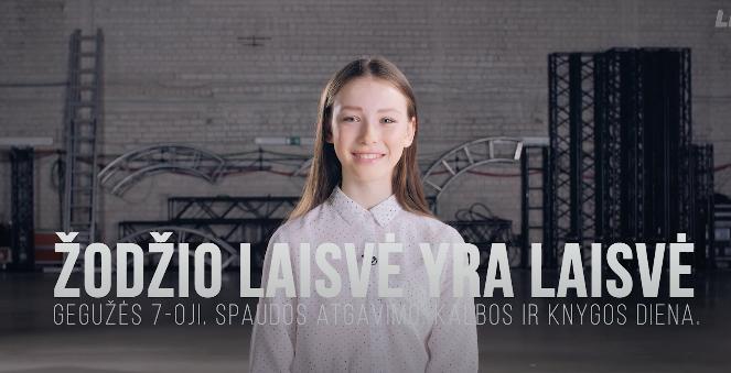 Šiandien Lietuvoje minima spaudos atgavimo diena