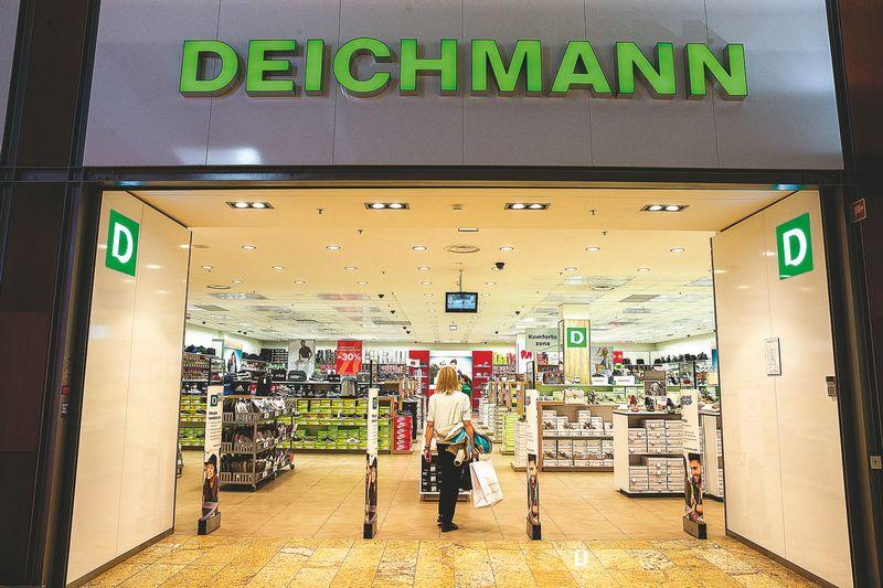 Heinzas-Horstas Deichmannas, tėvų verslą išplėtojęs iki tarptautinio prekybos avalyne tinklo, dar iki mirties perdavė vadovavimą įmonei sūnui Heinrichui. Juditos Grigelytės (VŽ) nuotr.