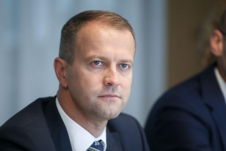 D. Misiūnas išrinktas ISM rektoriumi