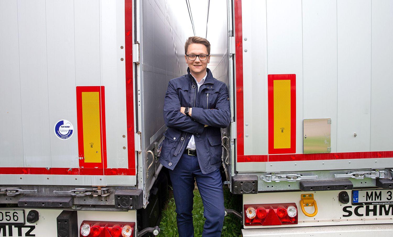 """""""Schmitz Cargobull"""": po trejų metų augimo laukia rinkos stabilizacija"""