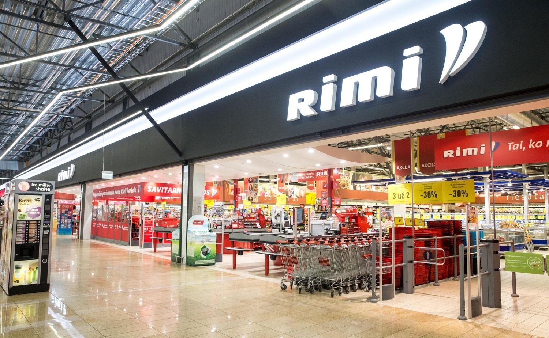 """""""Rimi"""" registruoja naują prekės ženklą"""