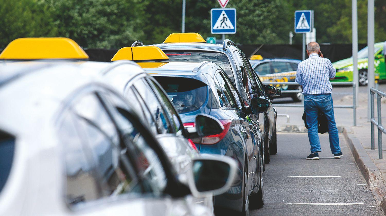 "Ukrainiečiai meta iššūkį ""Bolt"" ir Lietuvos taksi įmonėms"