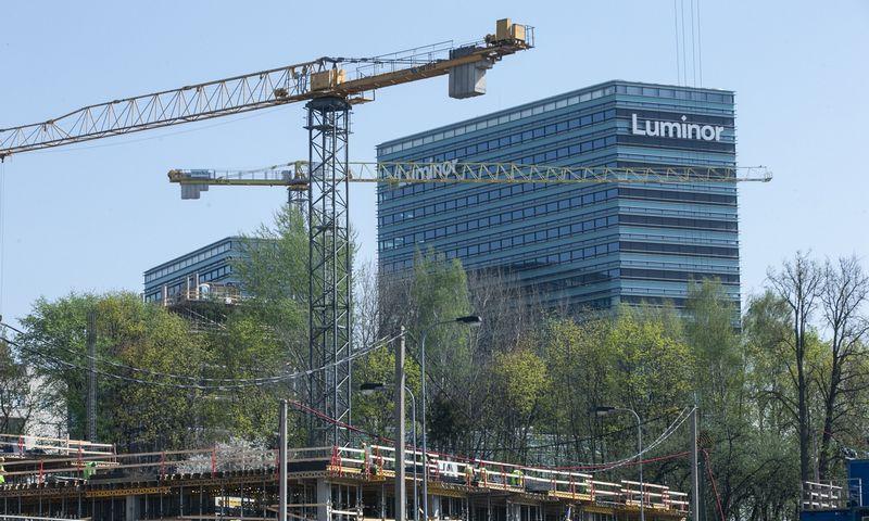 """""""Luminor"""" sako mielai laukiantis investuotojų į NT. Vladimiro Ivanovo (VŽ) nuotr."""