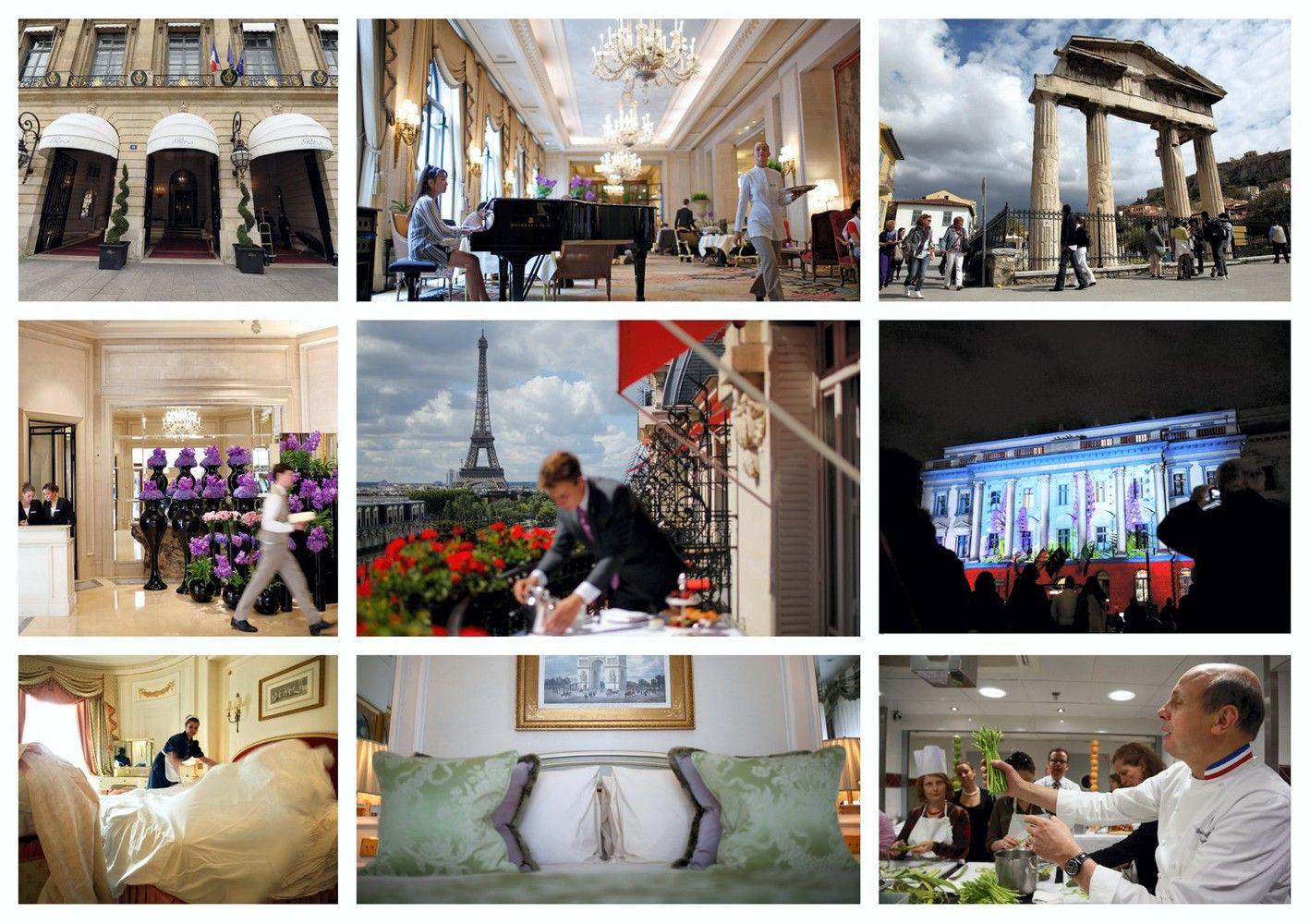 Europos viešbučiai raportavo apie stiprų pirmąjį ketvirtį
