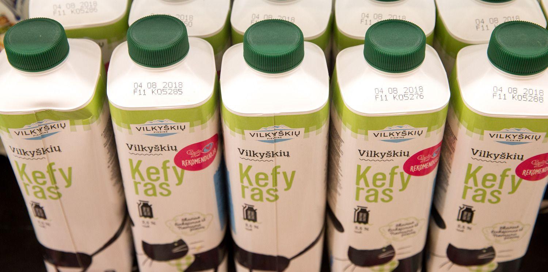 Vilkyškių pieninėspardavimaiaugo 23%