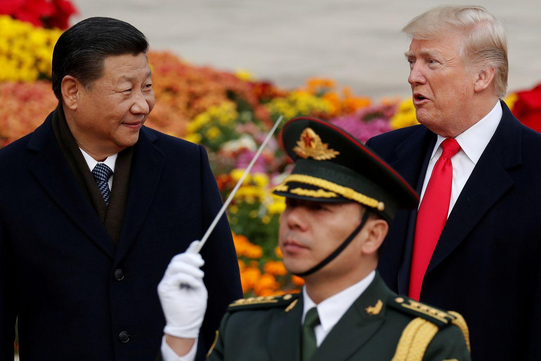 D. Trumpas padidino muitus kinams