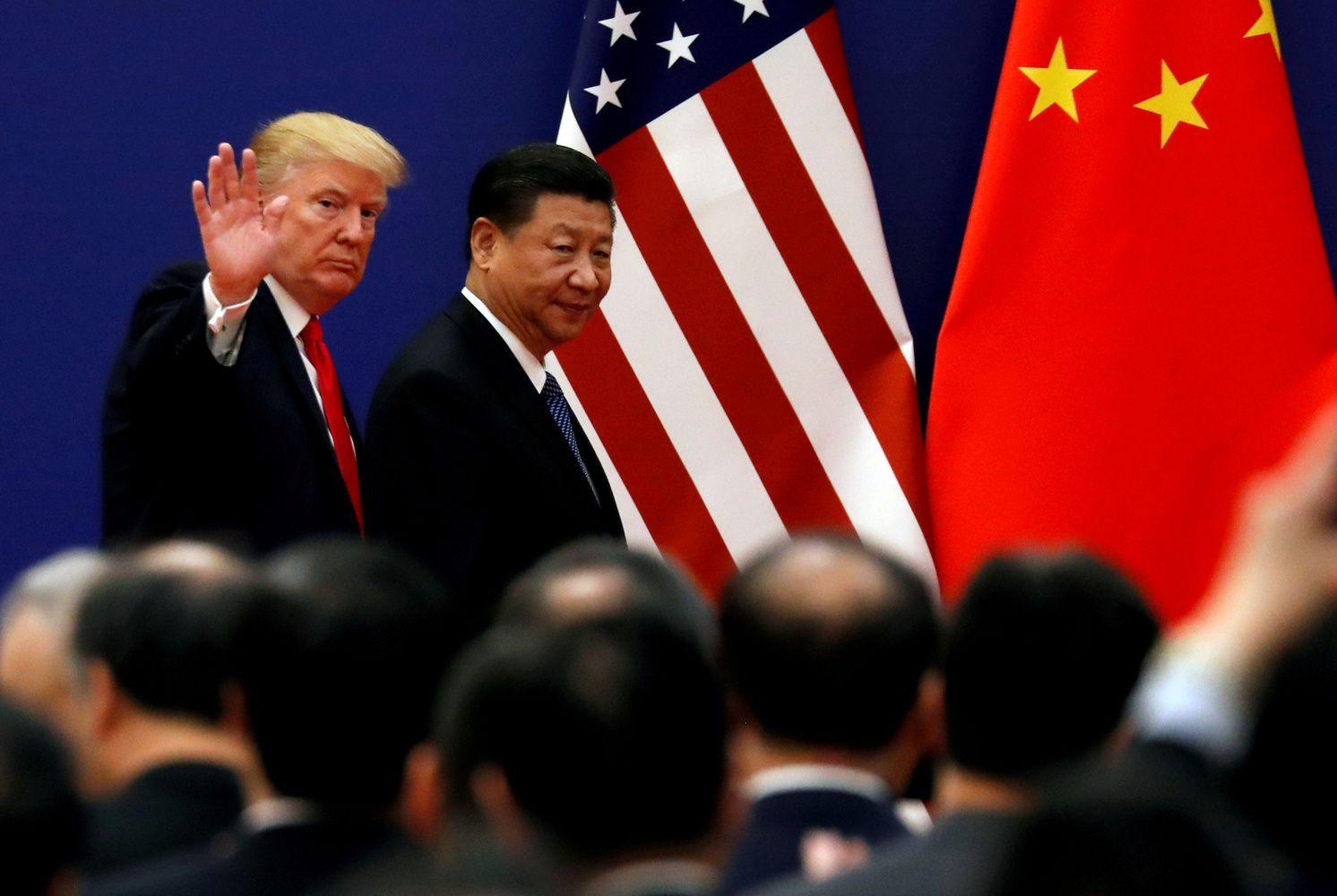 Po JAV tarifų Kinijai - permainingos investuotojų nuotaikos