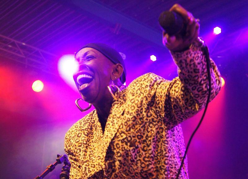 """""""Vilniaus festivalį"""" atidarys soul muzikos žvaigždė Madeline Bell (JAV). Rengėjų nuotr."""
