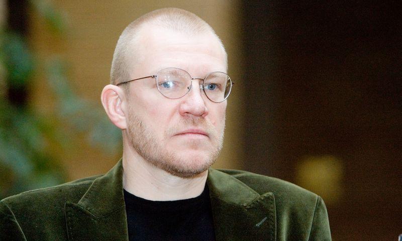 Martynas Budraitis, Lietuvos nacionalinio dramos teatro direktorius. Vladimiro Ivanovo (VŽ) nuotr.