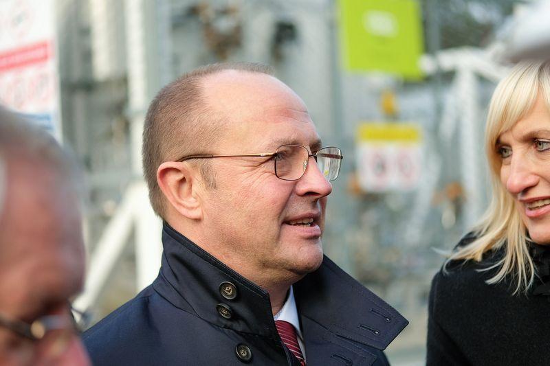 Ričardas Malinauskas, Druskininkų miesto meras. Vladimiro Ivanovo (VŽ) nuotr.