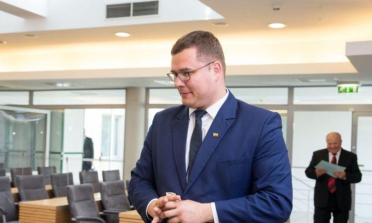L. Kasčiūnas liudijo, kaip R. Kurlianskio prašymu domėjosi I. Degutienės pozicija