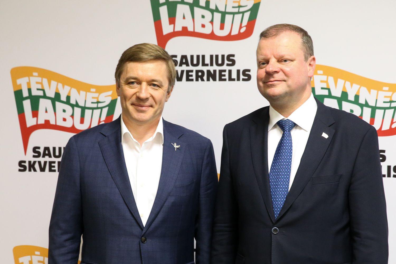 Ramūnas Karbauskis žada pasitikrinti pasitikėjimą partijos taryboje