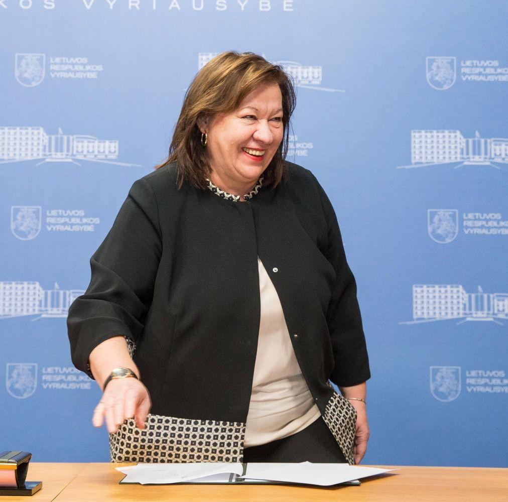 R. Skyrienė: rinkėjai įvertino G. Nausėdos ir I. Šimonytės kompetenciją