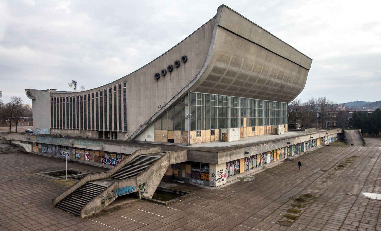 Vilniaus kongresų centro operatoriaus konkursas – vasaros pradžioje