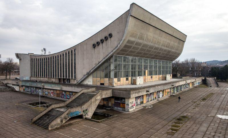Sporto rūmai Vilniuje. Juditos Grigelytės (VŽ) nuotr.