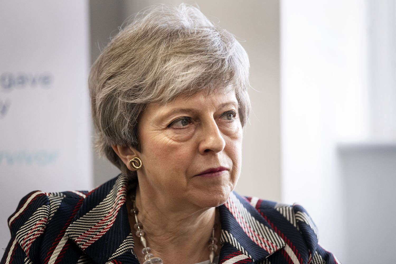 """Britų vyriausybė tolsta nuo savo raudonų linijų dėl """"Brexit"""""""