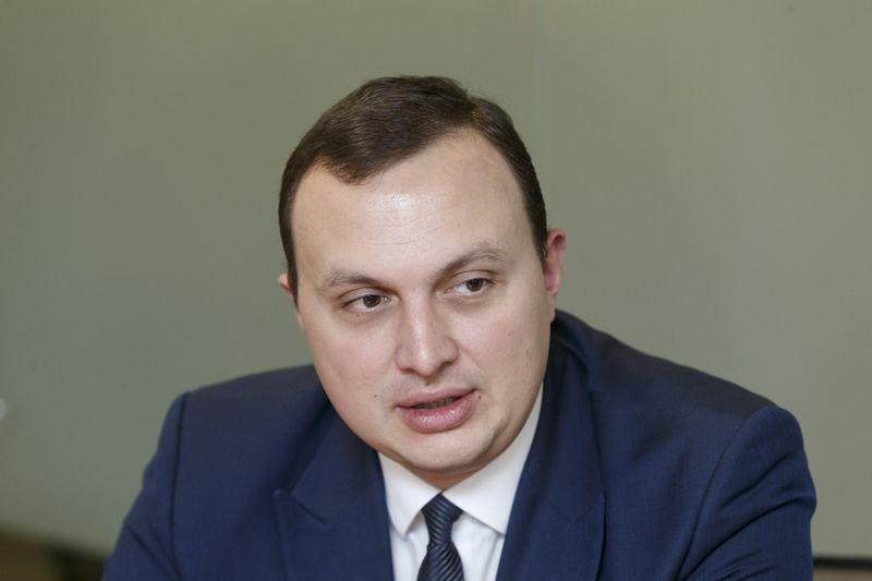 Erikas Bėrontas. Vladimiro Ivanovo (VŽ) nuotr.