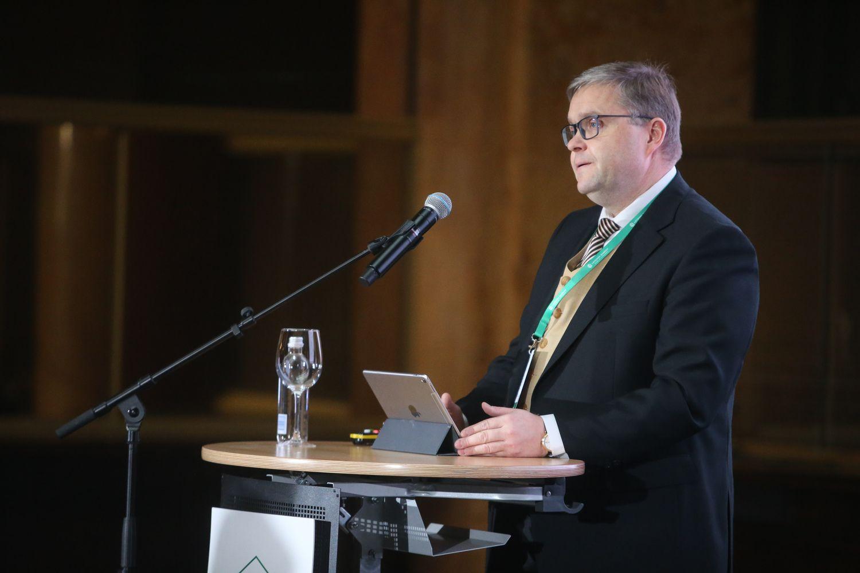 V. Vasiliauskas: Lietuvosbankas tęs bendradarbiavimą su Seimu