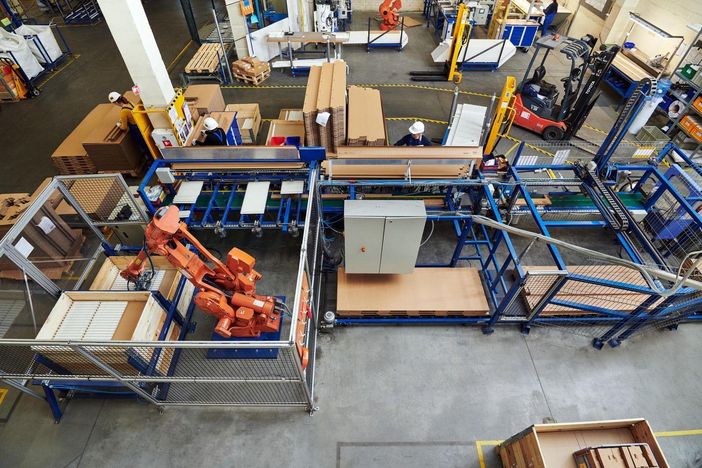 Lietuvos pramonės augimas – didesnis nei vidutinis ES
