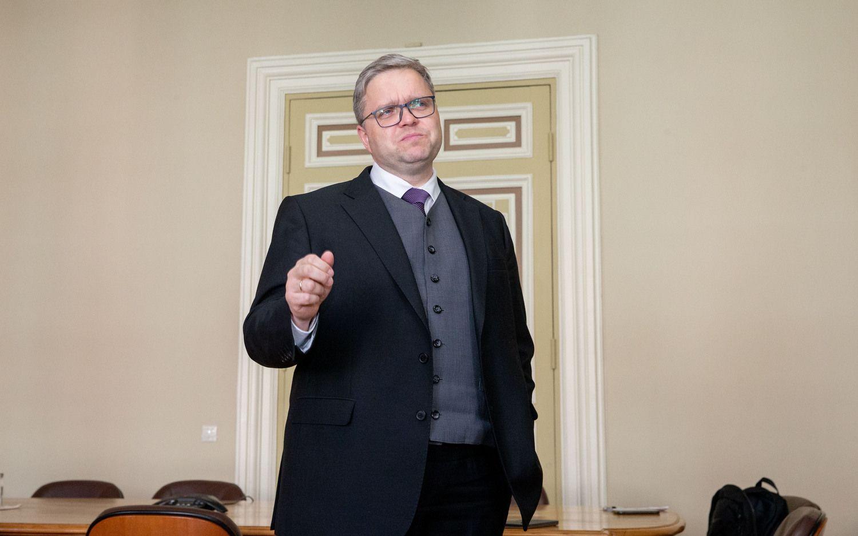Seimas nepritarė rezoliucijai dėl nepasitikėjimo Vitu Vasiliausku