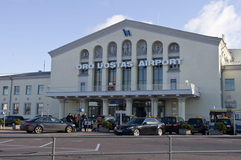 Vilniaus oro uoste – speciali aikštelė pavėžėjams