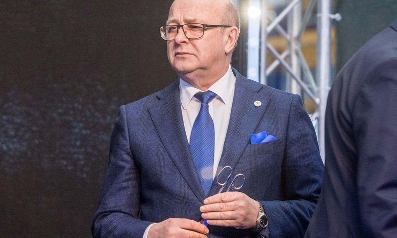 Kauno meras Visvaldas Matijošaitis.  Juditos Grigelytės (VŽ) nuotr.
