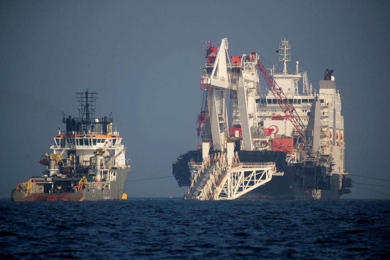 """Jungtinėse Valstijose – projektas prieš """"Nord Stream 2"""""""