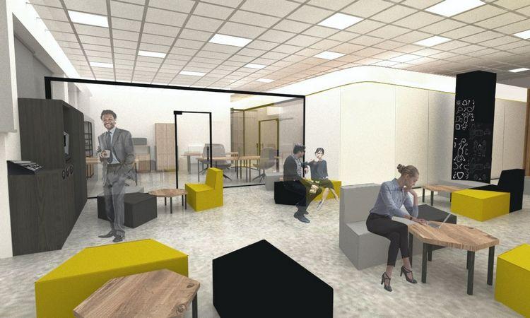 """""""Unideco"""" buria interjero dizainerių bendruomenę: pakvies įsikurti prekybos centre"""