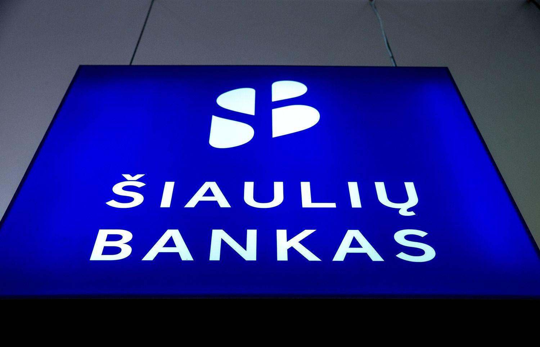 """""""Wood & Company"""" apie Šiaulių banką: dabartinis įvertis rinkoje per žemas"""