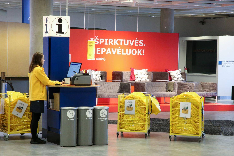 IKEA paleido elektroninę prekybą Lietuvoje: pirmieji bando lojalūs klientai
