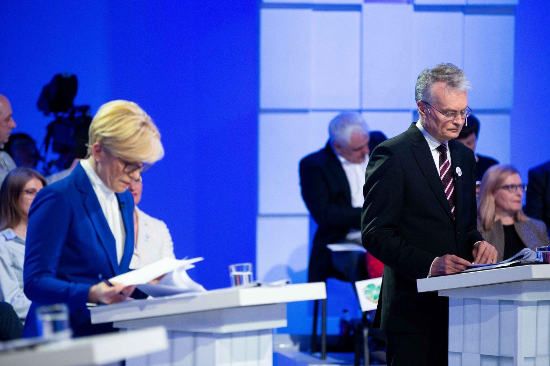Kandidatai į prezidentus– apie būsimus patarėjusir ką darytų geriau nei D. Grybauskaitė