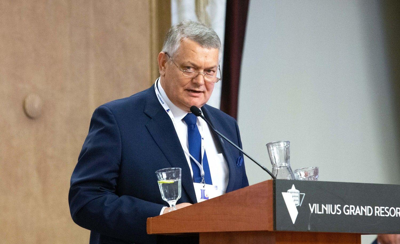 """Naujuoju """"Linavos"""" prezidentu išrinktas R. Austinskas"""